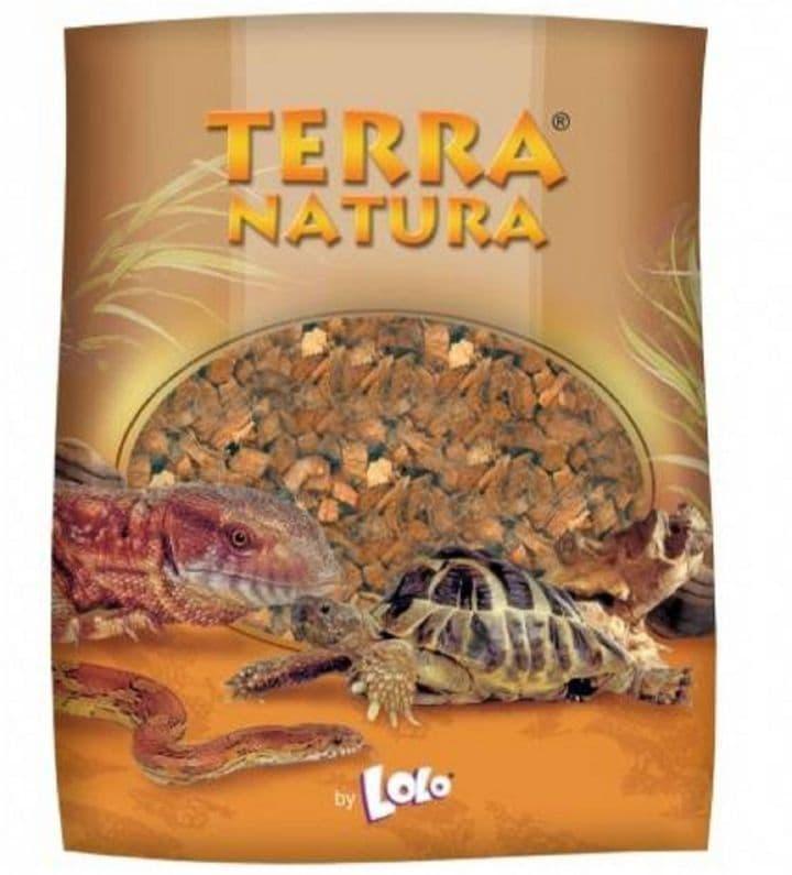 Субстракт Lolo Pets для террариумов (Кокос), S - 4 л