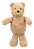 """Игрушка """"Плюшевый медведь, со звуком"""" для собак, Trixie - 30 см"""