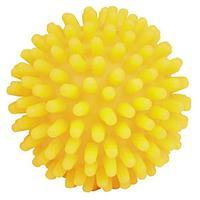 """Игрушка """"Виниловый мячик со звуком"""" для массажа десен собак, Trixie - 10 см"""