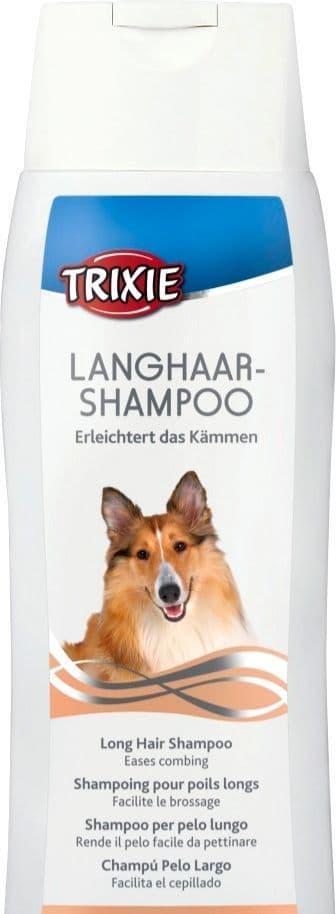 Шампунь для длинношерстных собак Trixie - 250 мл