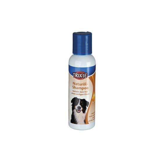 Шампунь с натуральными маслами придает шерсти блеск, объем и упругость - 350 мл