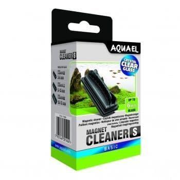 Магнитный скребок для аквариума Aquael Magnet Cleaner S