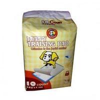 Пеленки гигиенические для домашних питомцев, Pappy Training Pad 60x45 см - 10 шт.