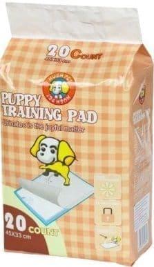 Пеленки гигиенические для домашних животных , Pappy Training Pad 45x33 см - 20 шт