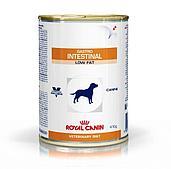 Консерва Royal Canin Gastro Intestinal Low Fat для собак нарушения пищеварения и поджелудочной -410г