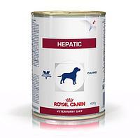 Консерва Royal Canin Hepatic для собак при заболеваниях печени и хроническом гепатитом - 420 г