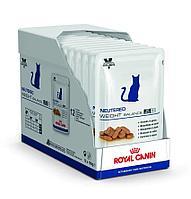 Корм Royal Canin Neutered Weight Balance для стерилизованных кошек с избыточным весом - 12 х 100 г