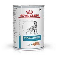 Консерва Royal Canin Hypoallergenic для собак с пищевой алергией или непереносимотью - 400 г