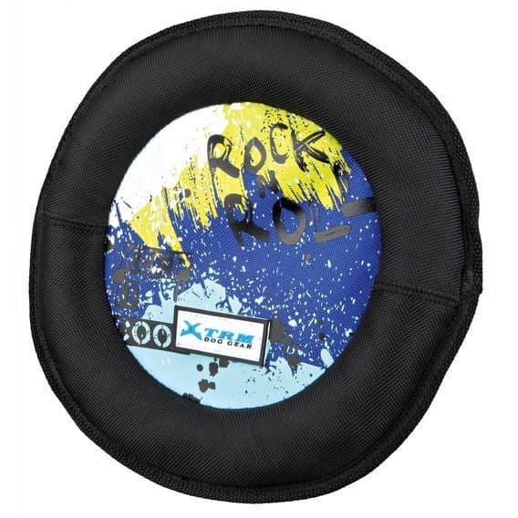 """Игрушка """"Плавающий игровой диск"""" X-TRM для собак, Trixie - 24 см"""