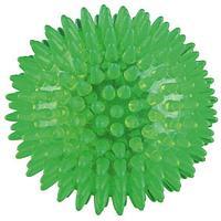 """Игрушка """"Игольчатый мяч"""" для собак, для массажа десен, Trixie - 12 см"""