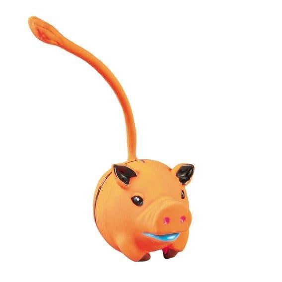 """Игрушка """"Животные с пищалкой"""" для собак, Trixie - 6 см"""
