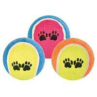 """Игрушка """"Теннисные мячики"""" для собак, Trixie - 10 см"""