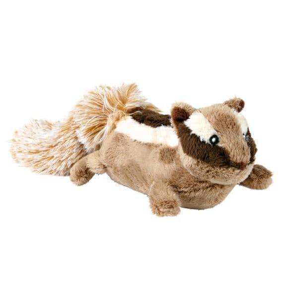 """Игрушка """"Бурундук с пищалкой"""" для собак, Trixie -  до 28 см"""