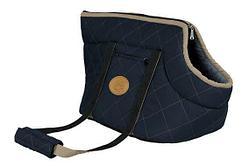 Транспортировочная сумка из стеганой микрофибры с боковым карманом - 26х29х50 см