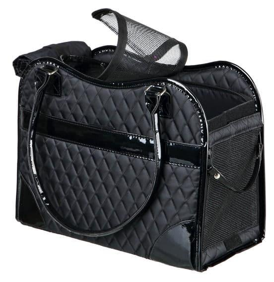Транспортировочная сумка Amina из кожзаменителя - 18х29х37 см
