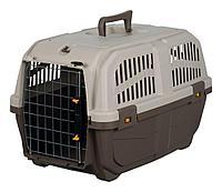 Транспортировочный бокс Trixie Skudo для кошек и мелких пород собак - 35 х 36 х 55 см