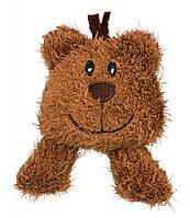 Медведь плюшевый, игрушка для кошек - 10 см