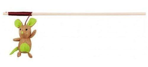 Игрушка-удочка для кошек - 40 см