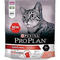 Корм Pro Plan Adult для взрослых кошек (Лосось) - 400 г
