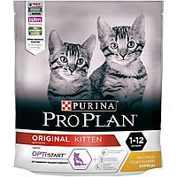 Корм Pro Plan Kitten Junior для котят (Курица) - 400 г