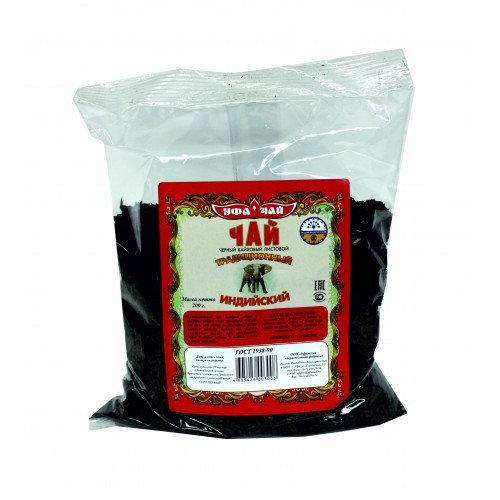 Чай черный листовой средний цейлонский 200 г п/п