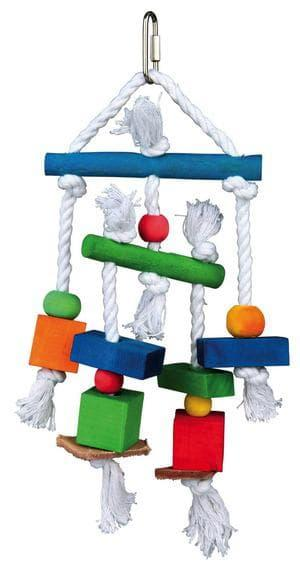 Игрушка Trixie для птиц - 24 см