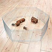 Вольер для грызунов, 6 элементов (48 х 25 см)