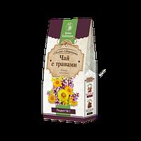 Чай с травами серии Вкусный чай. Рецепт №1. 60 грамм