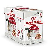 Корм Royal Canin Instinctive для кошек, высокая вкусовая привлекательность (в Соусе) - 12 х 85 г