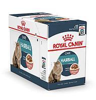 Корм Royal Canin Hairball Care для выведения шерсти у взрослых кошек - 12 х 85 г