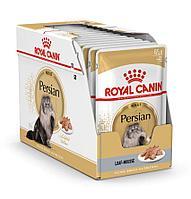 Корм паштет Royal Canin Persian для взрослых Персидских кошек - 12 х 85 г