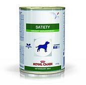 Консерва Royal Canin Satiety Weight Management для лечения ожирения у взрослых собак - 410 г