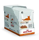Корм Royal Canin Senior Consult Stage 2 для кошек старше 7 лет (С признаками старения) - 12 х 100 г