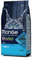 Корм Monge Adult Anchovies для взрослых кошек (Анчоусы) - 1.5 кг