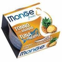 Консервы Monge для взрослых кошек (Тунец с ананасом) - 80 г