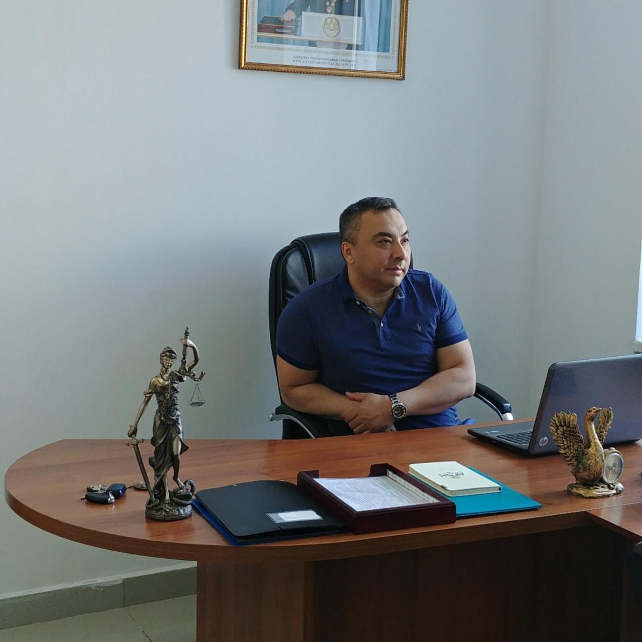 Адвокат Астана юрист в Казахстане