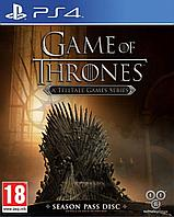 Games of Thrones PS4, фото 1