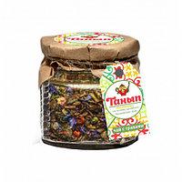 "Чай с травами ""Танып"", 100гр. (стекл.банка, крафт)"