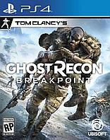 Ghost Recon Breakpoint PS4, фото 1