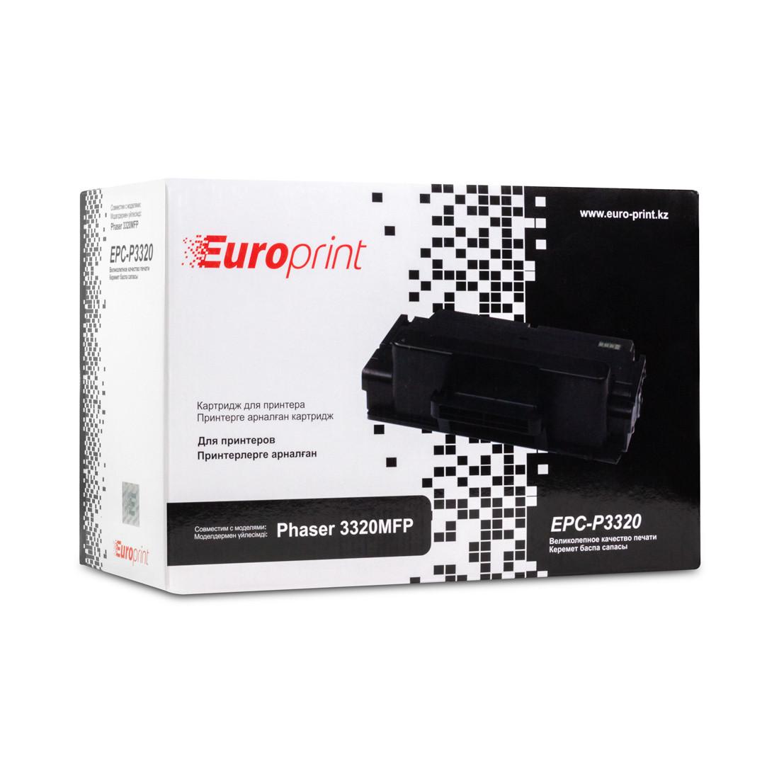 Картридж Europrint EPC-P3320 Black (11000 страниц)