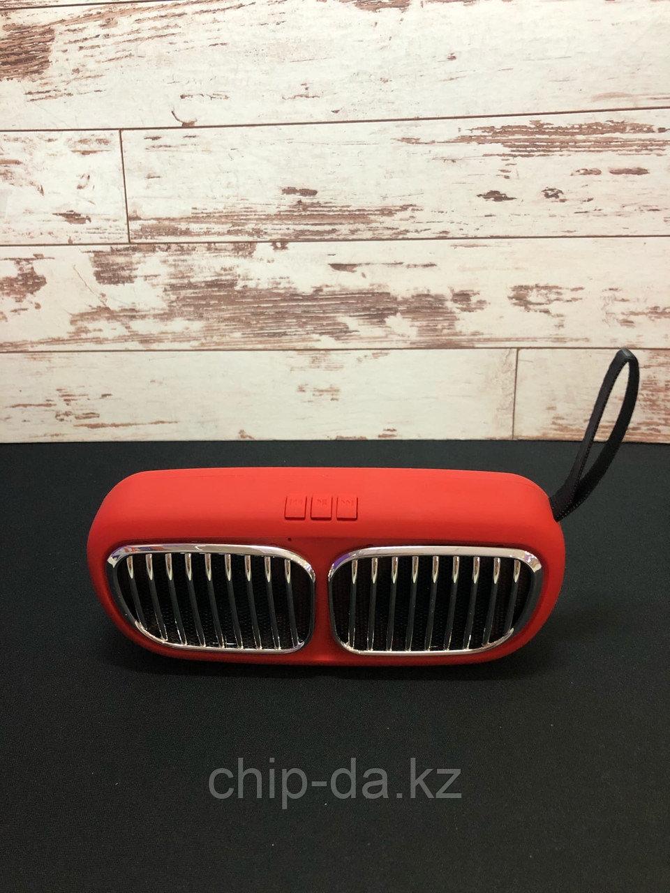 Портативная колонка BMW Red