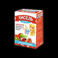Кисель Шиповниковый с витамином С для детей дошкольного и школьного возраста, 200гр