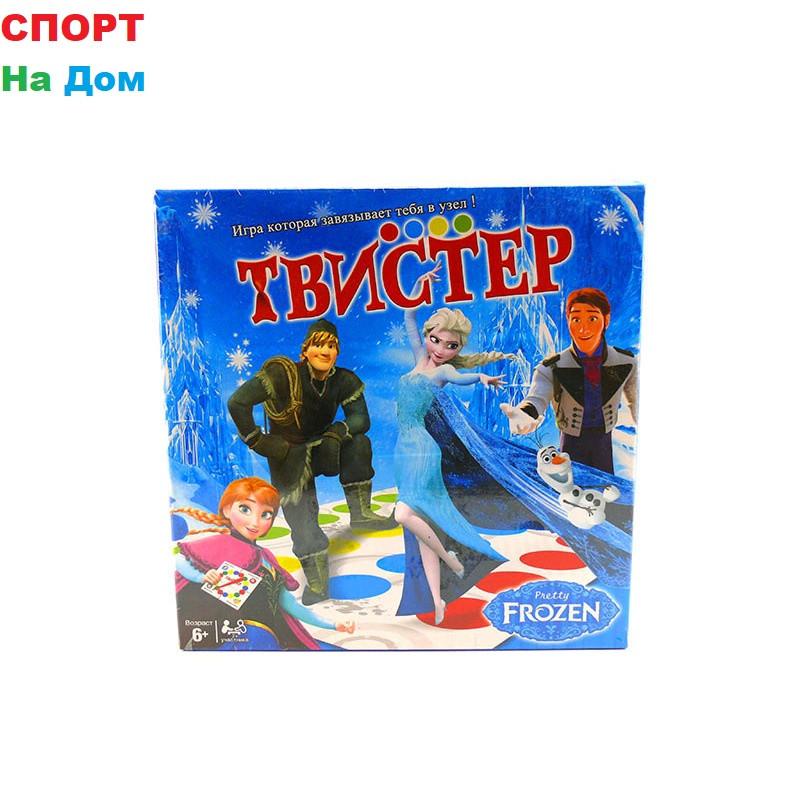 """Игра """"Твистер"""" Холодное сердце Возраст от 6 лет"""