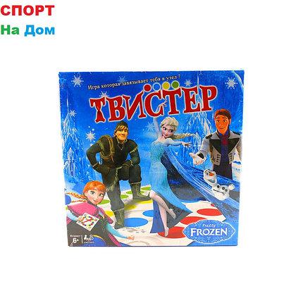 """Игра """"Твистер"""" Холодное сердце Возраст от 6 лет, фото 2"""