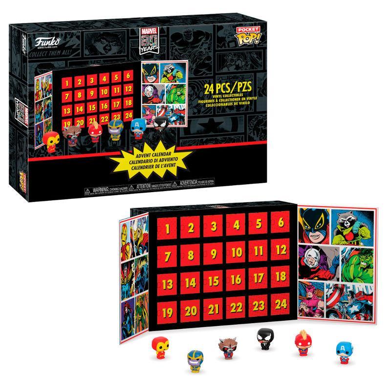 Funko Marvel Advent Calendar