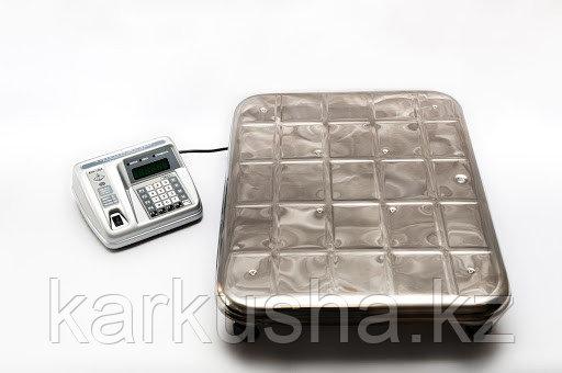 Весы электронные товарные с увеличенной платформой ВЭУ-200С-50/100-Д-У