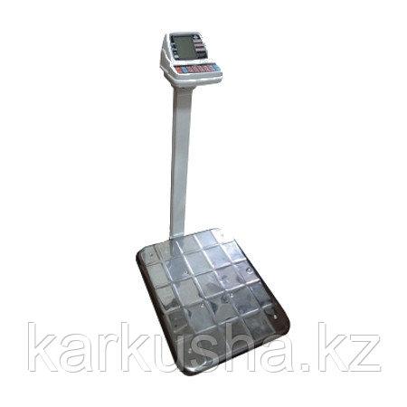 Весы электронные товарные с увеличенной платформой ВЭУ-200С-50/100-И-СТ-А-У
