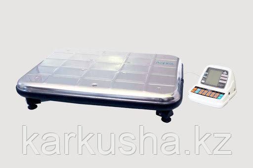 Весы электронные товарные с увеличенной платформой ВЭУ-200С-50/100-И-Д-А-У