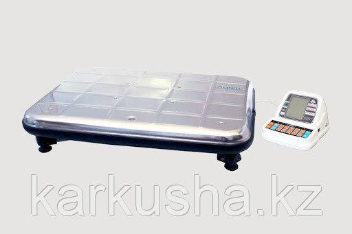 Весы электронные товарные с увеличенной платформой ВЭУ-150С-50/100-И-Д-А-У