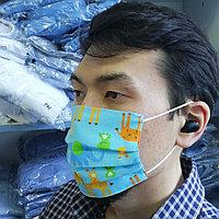 Цветная маска для защиты органов дыхания цветные ASKIM